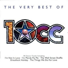 10 CC The Very Best Of