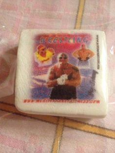 marshmallow wrestling