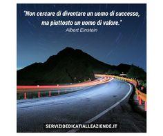 Il successo non arriva mai per caso. E' il risultato di un duro lavoro e di una grande volontà.