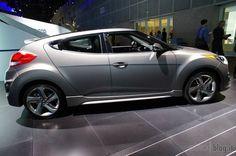 El Hyundai Veloster Turbo protagonista de Asphalt 7