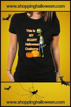 my scary halloween costumehttpshoppinghalloweencomhalloween t shirts adults