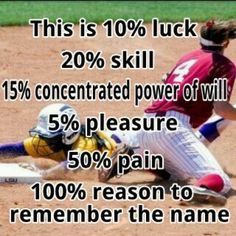 Two of my favorite things... Softball and linkin park :D