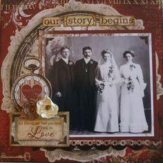 heritage wedding...