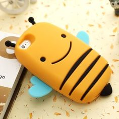 Cute Bee Case for iPhone