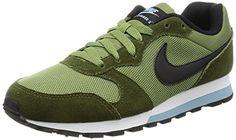 Nike 749794, Zapatillas para Hombre, Varios colores (Legion Green / Black / Palm Green / Mica Blue), 44 EU ✿ ▬► Ver oferta: https://cadaviernes.com/ofertas-de-zapatillas-nike-para-hombre/