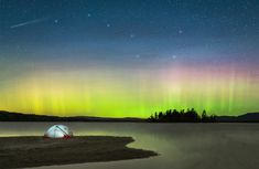 Maine is home to some of the most pristine night skies you could imagine and even one of the world's few Dark Sky Sanctuaries. Find a specially designated viewing area or take in the jaw-dropping lightshow just by finding yourself in our wide-open spaces. Great Places, Places To See, Maine Winter, University Of Maine, Visit Maine, Light Pollution, Best Seasons, Dark Skies, Outdoor Recreation