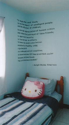 Creative Painting Ideas for Kids Bedroom kilz-quotes