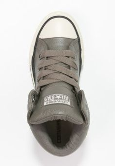Converse CHUCK TAYLOR ALL STAR - Sneaker high - charcoal/parchment/black - Zalando.de