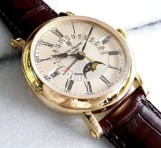 Patek Philippe [NEW+RARE] Perpetual Calendar Mens 5159J (Retail:HK$692,600) - APRIL SPEICAL:- HK$500,000.