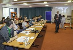 IT Experts Austria luden zur vierten überbetrieblichen Weiterbildungsinitiative Conference Room, Home Decor, Further Education, Mockup, Economics, Decoration Home, Room Decor, Home Interior Design, Home Decoration