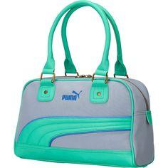 4844ea027efc Puma Foundation Handbag (€27) ❤ liked on Polyvore featuring bags
