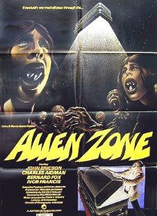 Alien Zone aka The House of the Dead (1978) Stars: John Ericson, Ivor Francis, Judith Novgrod, Charles Aidman, Bernard Fox, Elizabeth MacRae ~  Director: Sharron Miller