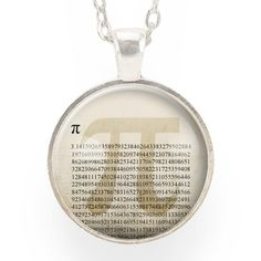 Pi Necklace – CellsDividing
