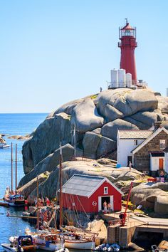 Svenner Lighthouse is a coastal lighthouse in the municipality of Larvik in Vestfold, Norway.