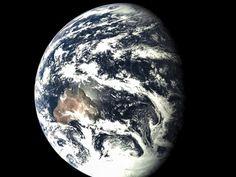 La sonda china Chang'e 5 fotografía la Luna y la Tierra juntas