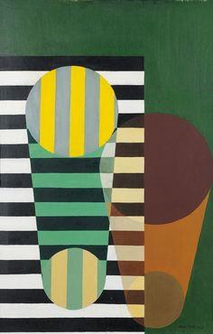 Geometric Art by Max Bill   #stripes #geometric #color #shapes #artwork #josephcarinicarpets
