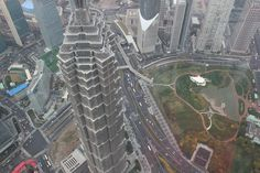 Shanghai world financial building: 100th floor
