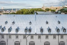 Set in the historic heart of the iconic Quebec City, Le Monastère des Augustines is Canada's newest cultural and wellness center. Unique!