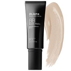 Dr. Jart+ - Black Label Detox BB Beauty Balm  in light to medium skin #sephoraThe ultimate in multi-tasking, this BB cream includes detoxifying ingredients along with SPF and a sheer tint. Translation: Your skin will glow even after you wash it off.
