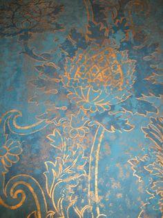 Malvern wallpaper, Watts of Westminster