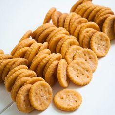 Ritz-Style Gluten Free Crackers | Gluten Free on a Shoestring
