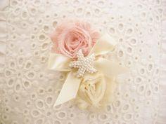 Beach Wedding Hair Clip, Wedding Headband, Corsage, #weddings #accessories @EtsyMktgTool http://etsy.me/2fl5veb