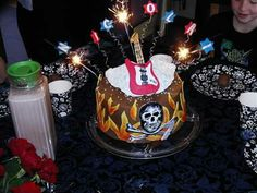 Rockstar Torte / Rockstar cake