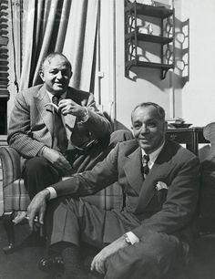 Ben Hecht & Charles MacArthur