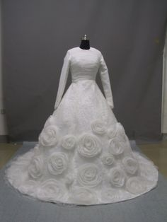 İSLAMİC WEDDİNG DRESS