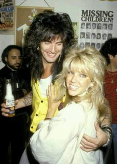 Celebrity couples from the 80s