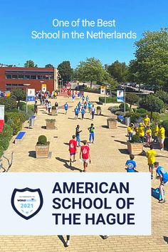 see the post for more! Discover American School of The Hague, one of the best private International School to study in the Netherlands, The Hague, Europe, Wassenaar. American private schools destinations. spots, ideas, places in The Hague. best schools for international students