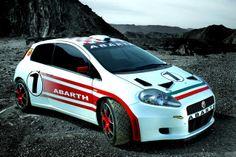 Fiat Grande punto Rally edition