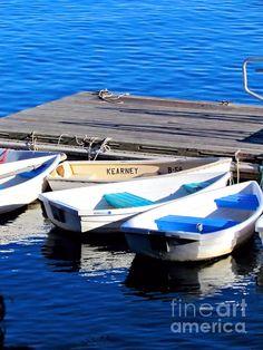 Kearney...dinghy in Yarmouth Maine