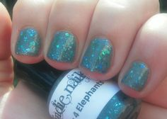 Jindie Nails - Water 4 Elephants