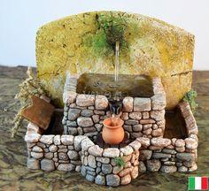 Resultado de imagen para porte per presepi Maquette Architecture, Garden Birthday, Living Dolls, Fairy Doors, Miniature Crafts, Color Pencil Art, Miniture Things, Colored Pencils, Nativity
