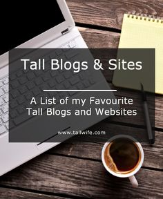 I am not the only blogger out there focussing on All Things Tall. I have put together a list of my favorite blogs and sites where you'll find fashion inspiration, travel tips and much more! Tall Clothing, Lifestyle Blog, Travel Tips, Fashion Inspiration, My Favorite Things, Tall Girls, Clothes, Outfits, Outfits