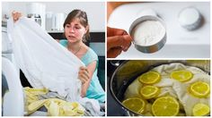 Tu ropa blanca luce amarillenta No te pierdas estos 5 trucos de lavado