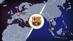 FC Barcelona - Todos los partidos de la pretemporada, calendario 2013-2014 | FC Barcelona Noticias