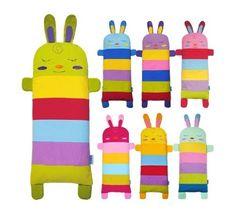 Itemship Bunny - Baby Pillow - Cartoon buckwheat hull pillow - pillow shape newborn child supplies anti-migraine Random color by Itemship, http://www.amazon.ca/dp/B00FZAP0V4/ref=cm_sw_r_pi_dp_Amuysb1JNXFWT