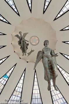 Cathedral of Brasilia Interior IV
