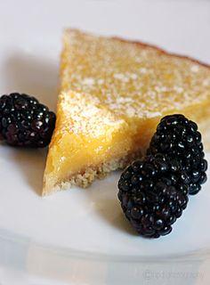 Kayla's Lemon Tart - Gluten Free Recipe on Yummly