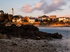 #Finistere #Bretagne #Benodet depuis Sainte-Marine (10 photos) © Paul Kerrien  http://toilapol.net #phare