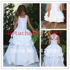 15 opciones de vestidos de primera comunión desmontables (3)