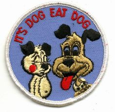 70s novelty patches