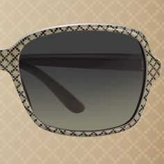 Gucci Glitter Sunglasses