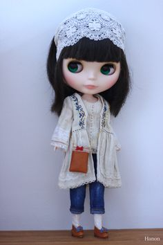 Custom Blythe Simply Chocolate