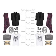 """HUE + You: Perfect Leggings for Fall"" by essenceve on Polyvore"