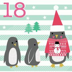 Advent Calendar Day 18 - Amy Underhill