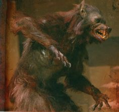 """Werewolf from """"A Cabin in the Woods"""""""