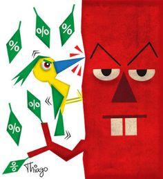 Charge, humor político, presidente Dilma, eleição, popularidade